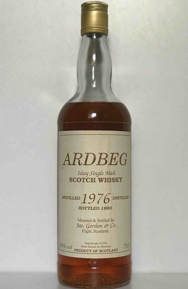 ARDBEG 1976 14 ans Jas Gordon & Co