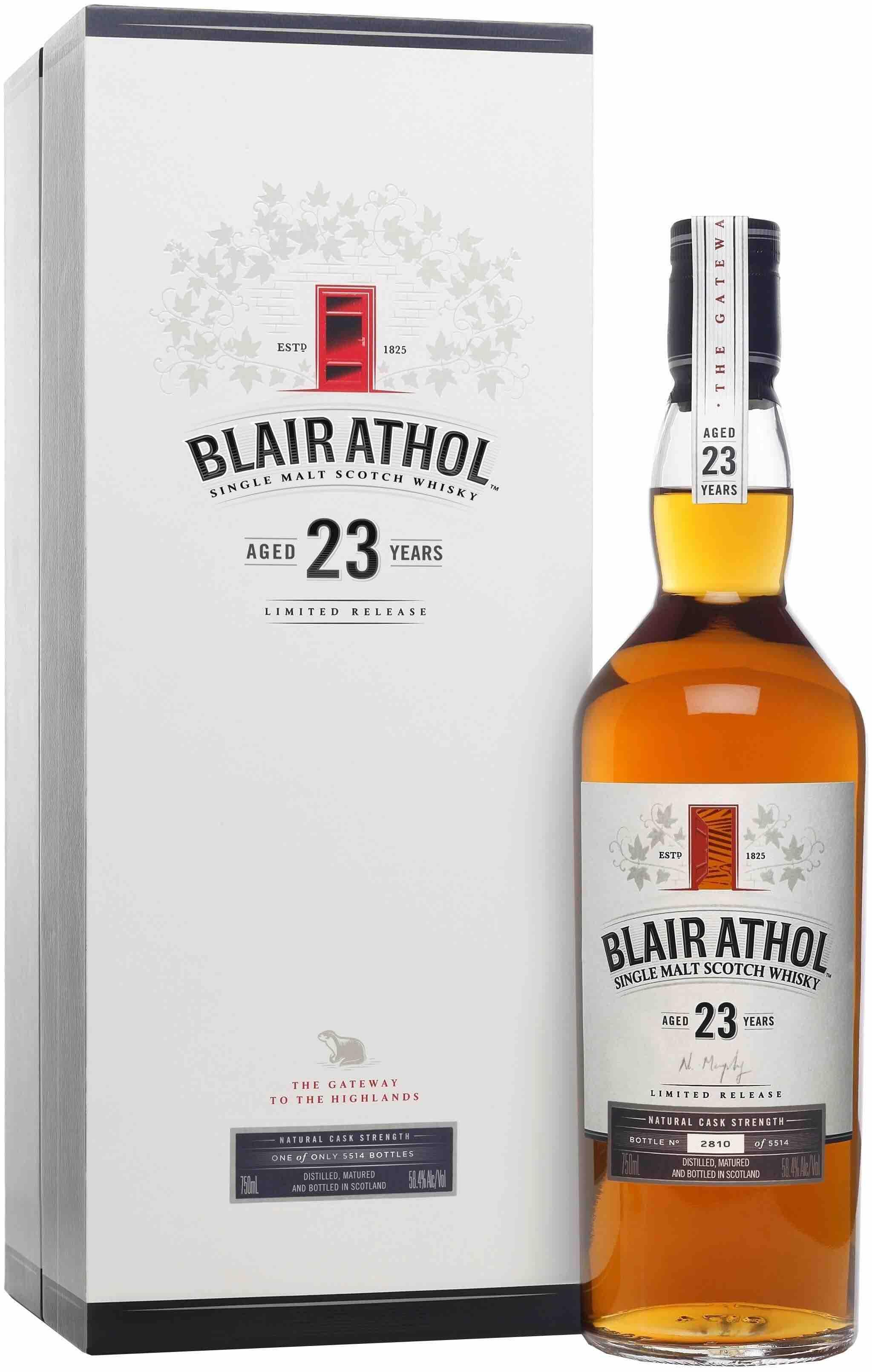 BLAIR ATHOL 23 ans Special Release
