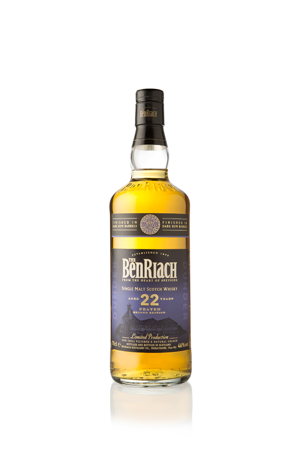 BENRIACH 22 ans Dunder Peated