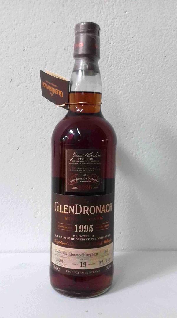 GLENDRONACH 1995 19 ans