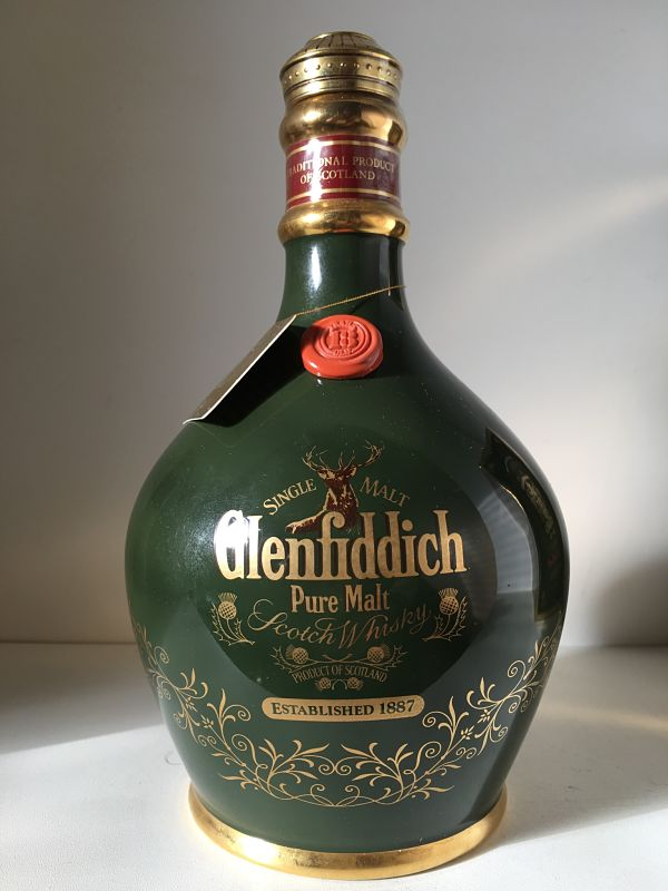 GLENFIDDICH 18 ans Ancient Reserve