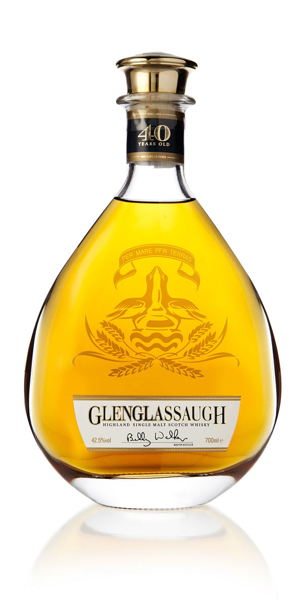 GLENGLASSAUGH 40 ans