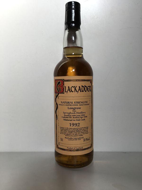 LONGROW 1992 6 ans Blackadder