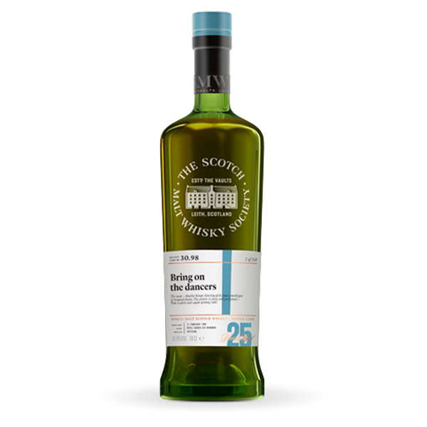 SMWS 30.98 1992 25 ans