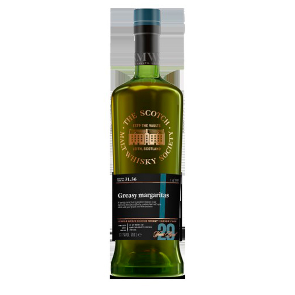 SMWS 31.36 1988 29 ans