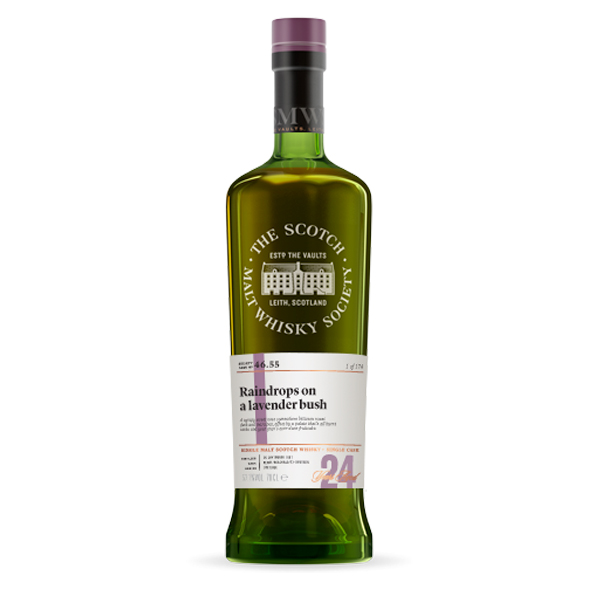 SMWS 46.55 1992 24 ans