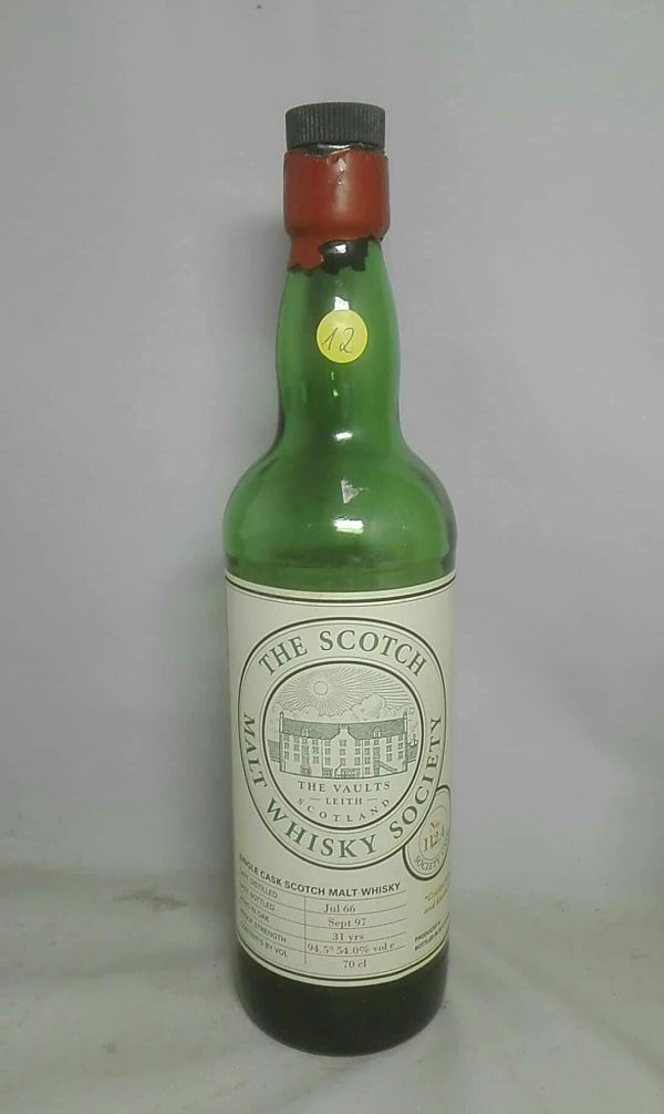 SMWS 112.4 1966 31 ans