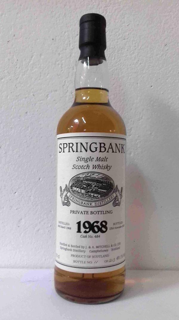 SPRINGBANK 1968