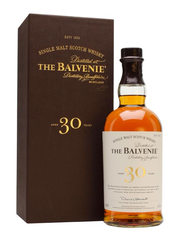 THE BALVENIE 30 ans