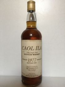 CAOL ILA 1977 14 ans Jas Gordon & Co