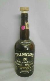 DALMORE 20 ans