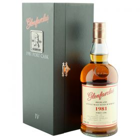GLENFARCLAS 1981 35 ans Family Collector Series