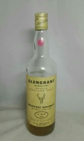 GLEN GRANT 12 ans Sherry Wood
