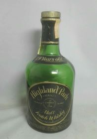 HIGHLAND PARK 19 ans