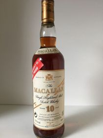 THE MACALLAN 10 ans 100 Proof
