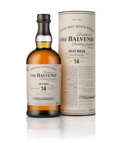 THE BALVENIE 14 ans Peat Week